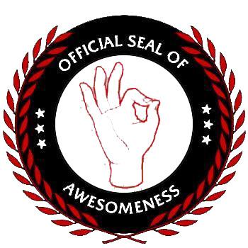 SealOfAwesomeness
