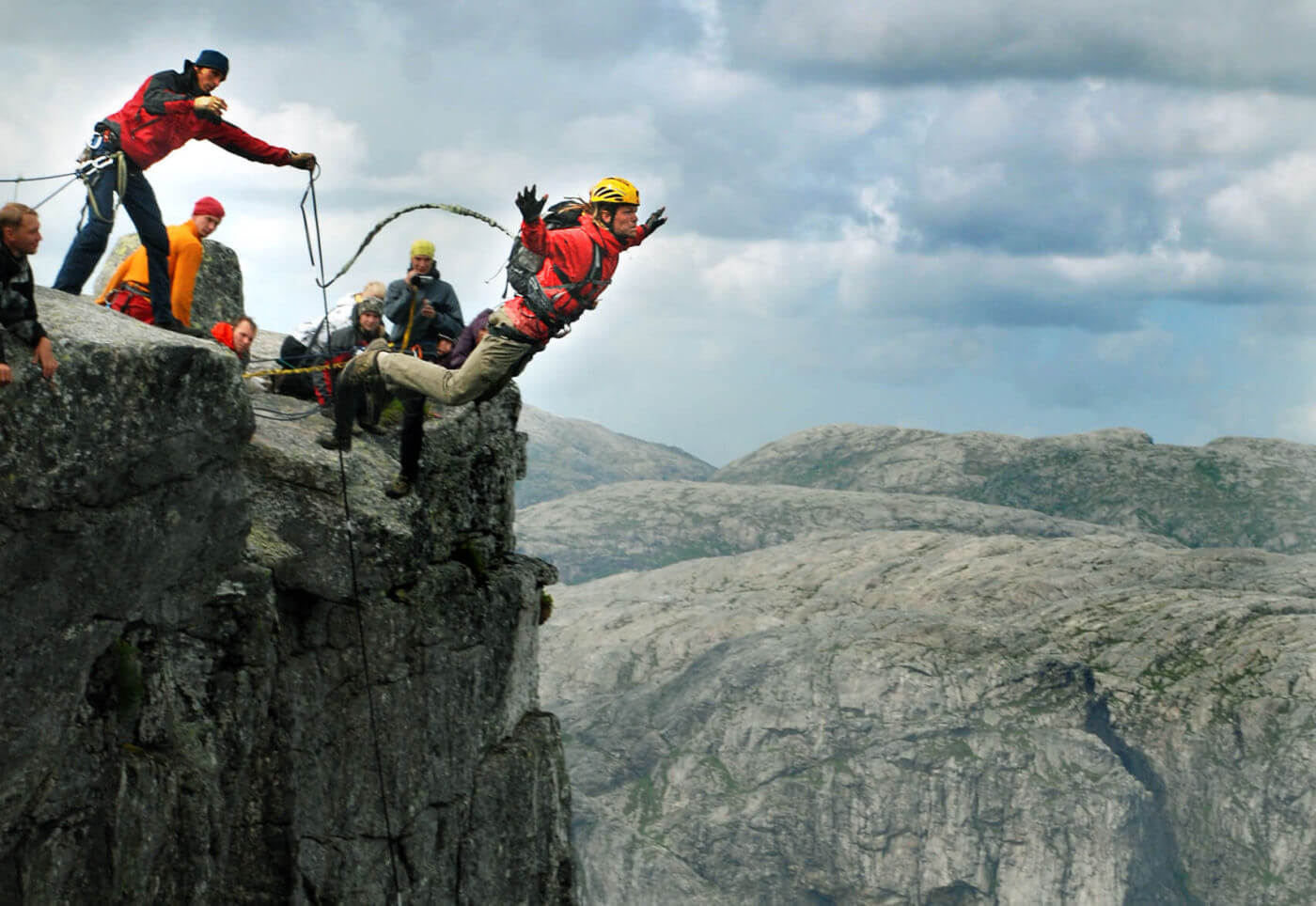 Unforgettable Dates For Adrenaline Junkies
