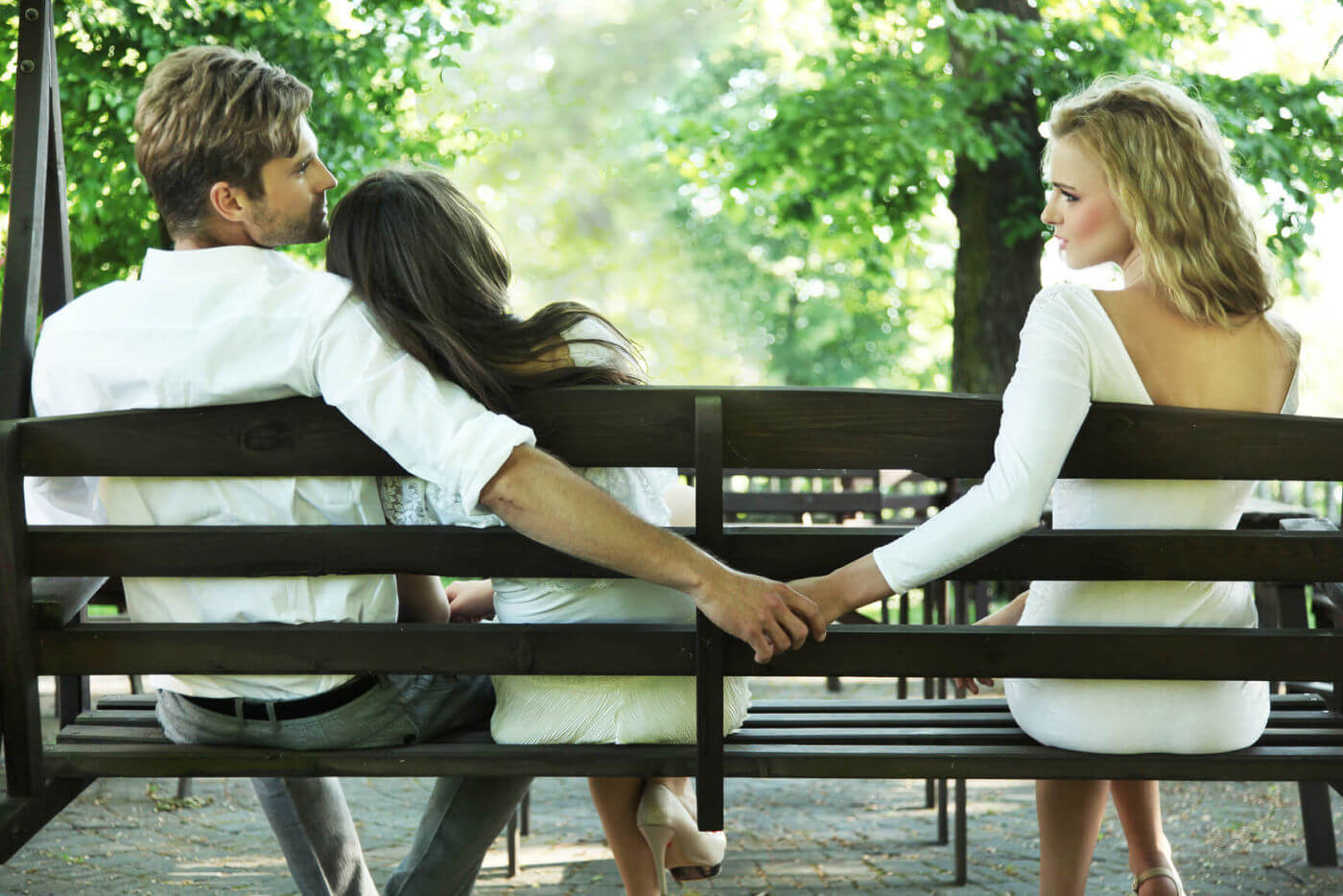 What to do when your ex boyfriend starts dating someone else