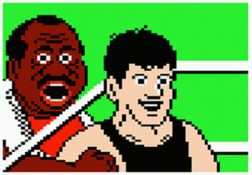 Doc Louis Mike Tyson's Punchout