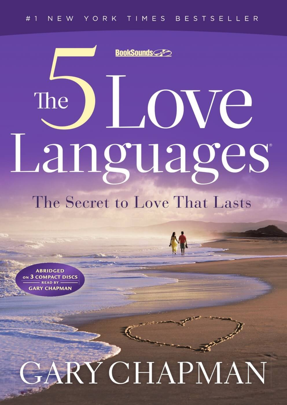 Books on relationships - 5 love languages