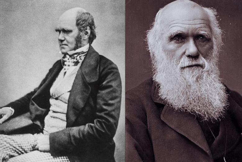 Charles Darwin - a boring creative genius